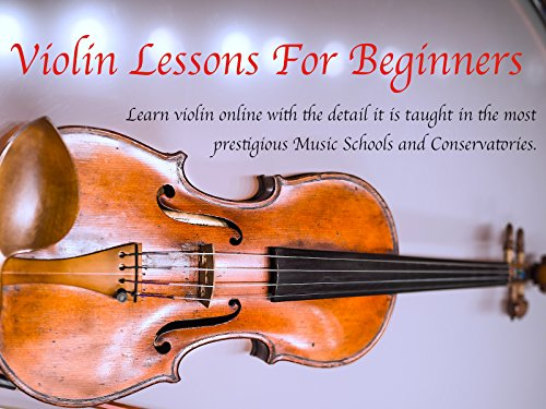 Violin Lessons For Beginners - Season 1