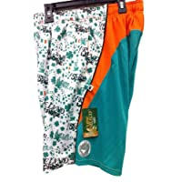 Shorts Performance Lucky Lax Irish Ireland Shamrock Green Orange Youth Small