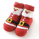 マッドパイ クリスマス ソックス ボックス付 サンタ