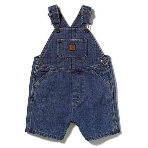 Carhartt Infant Boys Denim Shortall