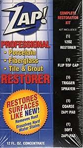 Amazon Com Zap Professional Restorer As Seen On Tv Hard