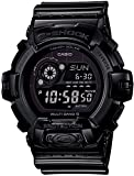 CASIO G-SHOCK Grossy Black Series Solar GW-8900BB-1JF Men's