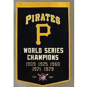 MLB Pittsburgh Pirates Dynasty Banner by Winning Streak