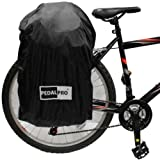 PedalPro Waterproof Double Bicycle Pannier Bag Cover