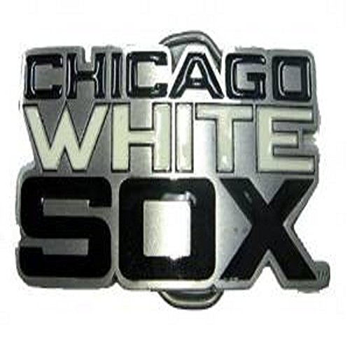Officially Licensed Chicago White Sox Belt Buckle
