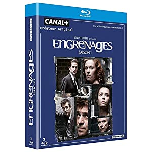 Engrenages - Saison 1 [Blu-ray]