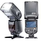 Neewer MK900 i-TTL LCD Display Speedlite Master/Slave Flash for Nikon D3S D50 D60 D70 D70S D80 D80S D200 D300 D300S D700 D3000 D3100 D5000 D5100 D7000 and All Other Nikon DSLR Cameras