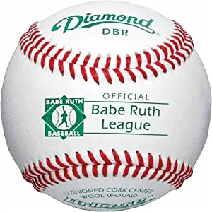 Diamond Babe Ruth Tournament Grade Baseball, Dozen