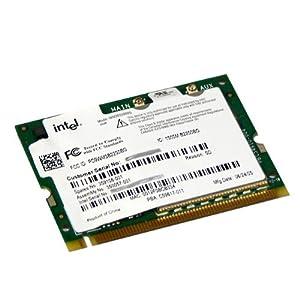 WM3B2200BG - Intel - PRO/Wireless- 2200BG- (802.11bg) -miniPCI- Network Card