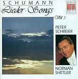Schumann: Lieder, Vol. 3 - Opp. 25, 27, 37, 40, 53, 77, 79, 95, 96, 101, 142
