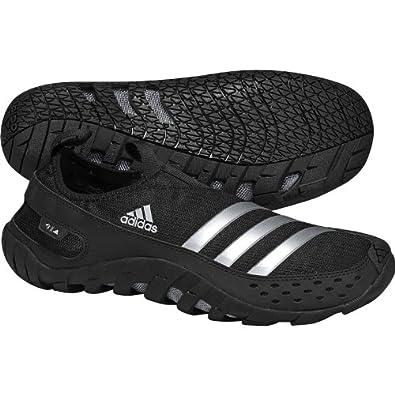 Adidas Outdoor 2014 Men's Jawpaw II Water Activity Shoe (Black/Metallic Silver/Black - 6)