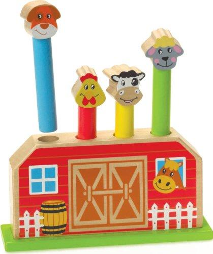 The Original Toy Company Pop Up Farm - 1