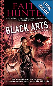 Black Arts (Jane Yellowrock) - Faith Hunter