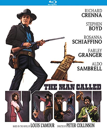 Man Called Noon (1973) [Blu-ray]