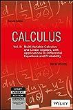 CALCULUS, VOLUME II, 2ND ED