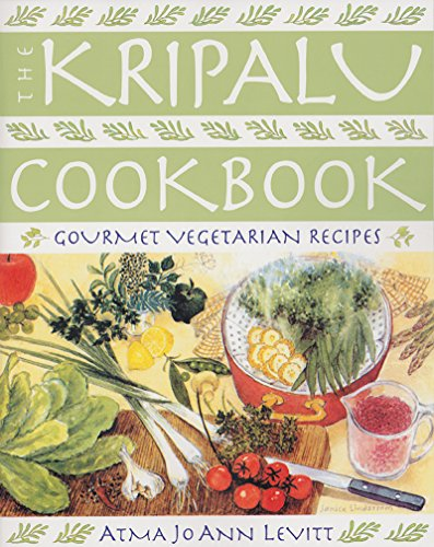 The Kripalu Cookbook