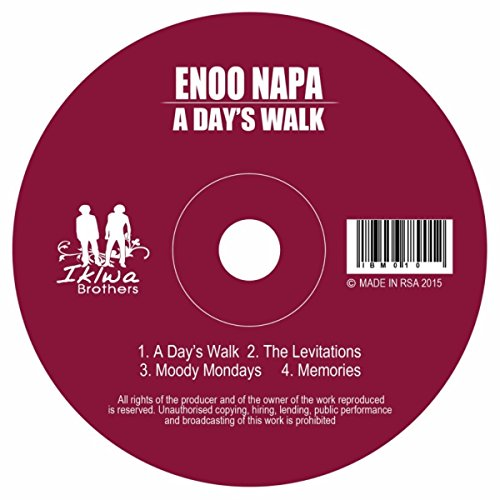 Enoo Napa-A Days Walk-WEB-2015-LEV Download