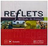 echange, troc  - Reflets (CD Audio), numéro 3 : Méthodes de français (extraits)