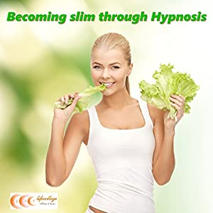 Becoming slim through hypnosis Audiobook
