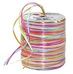 Pr�sent 50-m-Spule RAFFIA-Multicolour...