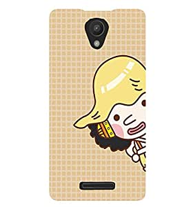 PRINTVISA Cartoon Case Cover for Xiaomi Redmi 3S