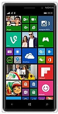 Nokia Lumia 830 (White, 16 GB)