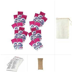 Woolite Travel Laundry Soap - 20 Packs