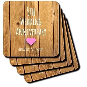Wedding Gifts For Couples Flipkart : 3dRose LLC cst_154433_1 Soft Coasters,