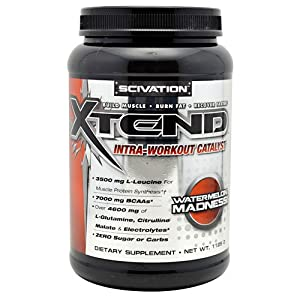Scivation Xtend Watermelon Madness 90 Servings Intra-Workout Catalyst