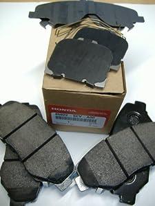 "Genuine Honda 45022-SCV-A00 Front (Ad57-15"") Pad Set"