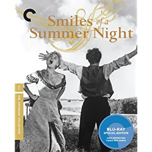 Smiles of Summer Night Death Blu-ray