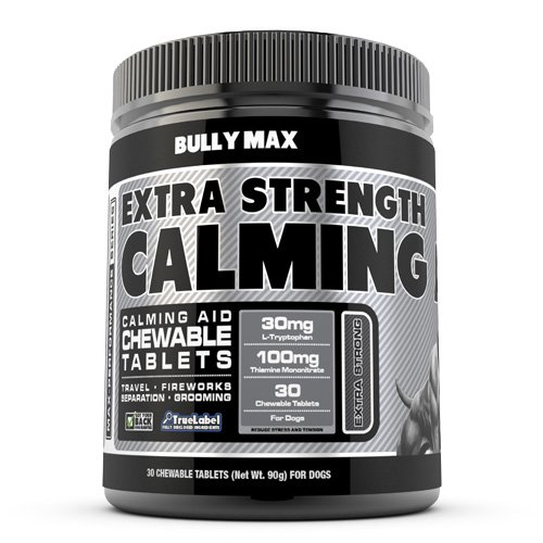 Bully Max Dog Calming Relaxant, 90Gm