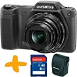 Olympus Stylus SZ-15 Appareil photo n...