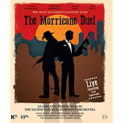 The Morricone Duel - The most dangerous concert ever [Blu-ray]