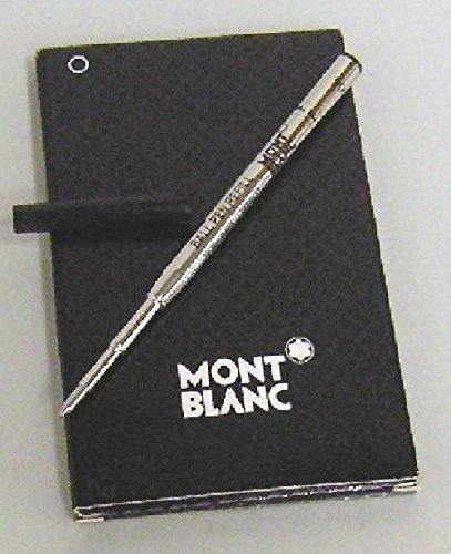 B-recharge pour stylo bille mONTBLANC 105154 noir grand format