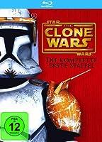 Star Wars: The Clone Wars - Staffel 1