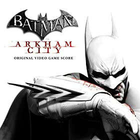 Arkham City Main Theme