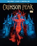 Crimson Peak [Blu-ray + DVD + Digital...
