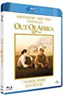 Out of Africa [Blu-ray]