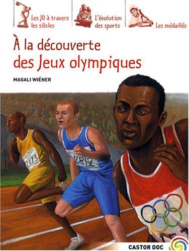 Á la découverte des jeux olympiques