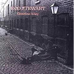 Rod Stewart Gasoline Alley lyrics
