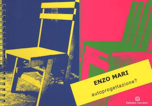 Autoprogettazione, by Enzo Mari