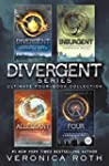 Divergent Series Ultimate Four-Book C...