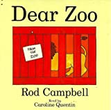 Dear Zoo By Rod Campbell Read By Caroline Quentin - CD Only