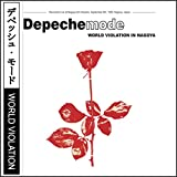 DEPECHE MODE World Violation In Nagoya JAPAN 1990 2CD in Cardbox