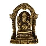 Ganesh Statue Indian Hindu God Idol For Puja At Homeby ShalinCraft