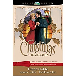 """Christmas Homecoming"" by Diane Noble, Pamela Griffin, Kathleen Fuller : Book Review"