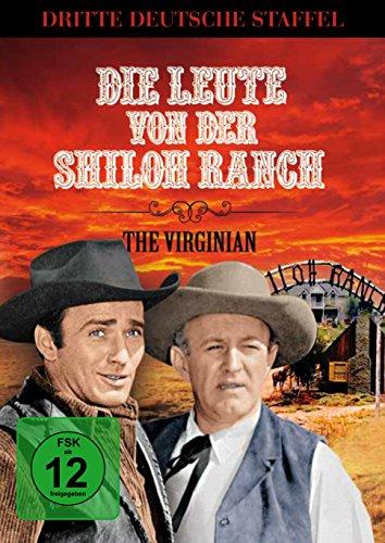 Die Leute von der Shiloh Ranch - Dritte deutsche Staffel [5 DVDs]