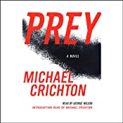 Prey | [Michael Crichton]