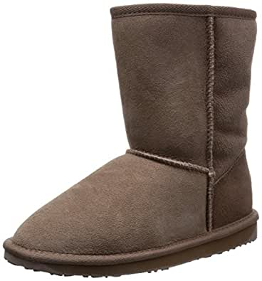 Emu Women's Stinger Lo Snow Boots, Mushroom, 3 UK